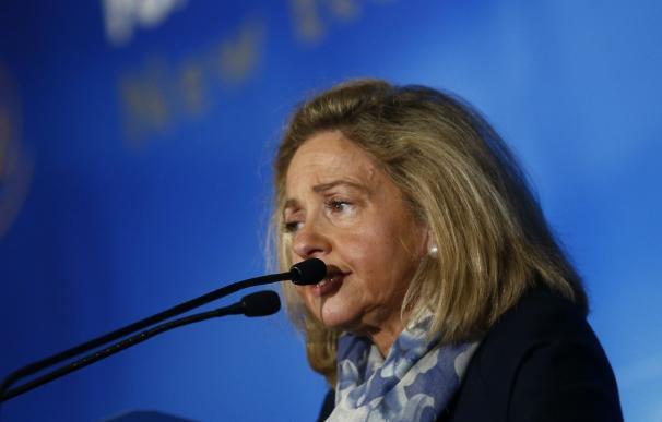 La fiscal general del Estado recibe el próximo martes al fiscal italiano y Antimafia