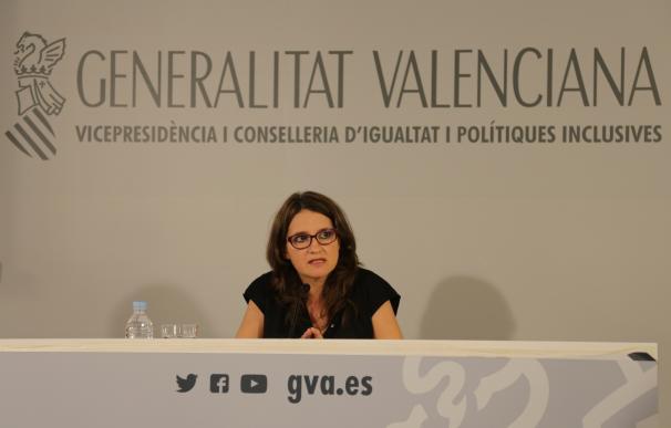 """Oltra: """"El Consell está blindado frente a los debates internos que pueda tener cualquier partido"""""""