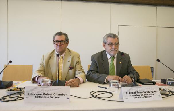 """Felpeto afirma que C-LM es """"una de las CCAA pioneras"""" en intercambio de estudiantes de FP con otros países europeos"""