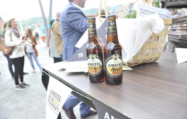 El Amstel Valencia Market abre sus puertas con la mejor 'street food' y una competición de maridaje con cerveza