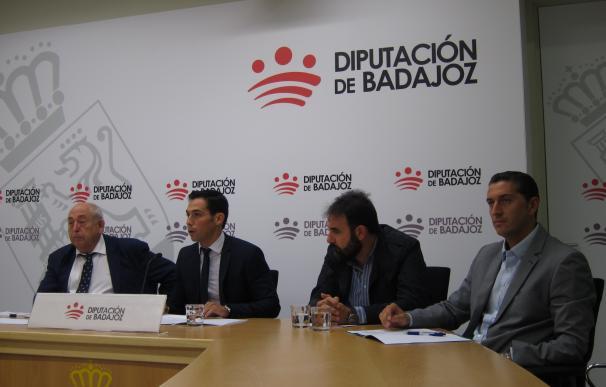 """Diputación de Badajoz y Gesternova firman un contrato de suministro energía """"100% verde"""" y libre de residuos radiactivos"""