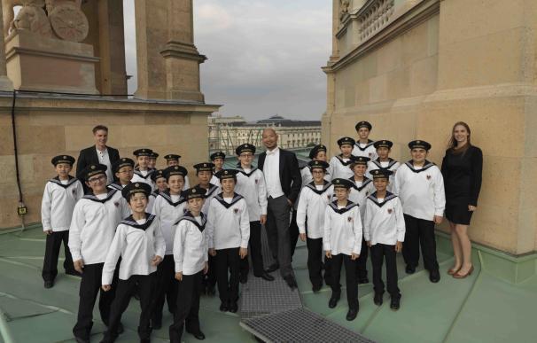 Los Niños Cantores de Viena proponen en el Palau un viaje musical y temático alrededor de Haydn
