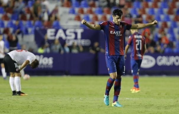 El Levante busca consolidar su liderato ante el Valladolid y el Córdoba, seguir en racha