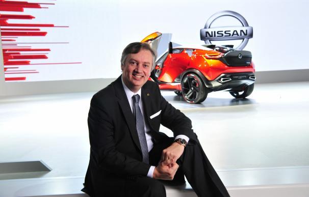 Nissan estudia desarrollar un crossover eléctrico