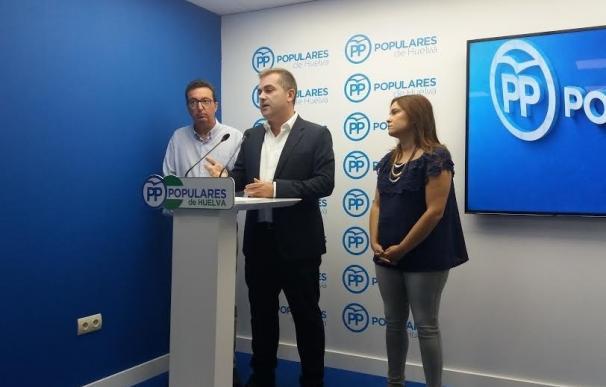 PP de Bollullos iniciará contactos para una moción de censura si la Junta no contempla una partida para el chare