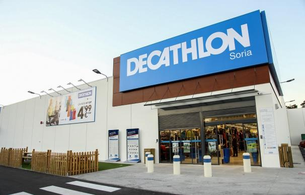 Decathlon creará 24 empleos con la apertura de su nuevo centro en Soria