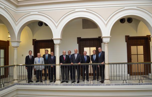 Sabadell celebra su Consejo Consultivo de Andalucía con los presidente de Royal SAT y Aceites Maeva como nuevos miembros