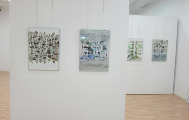 El artista Luis Ernesto Montero presenta sus obras en la sala Pintores 10 de Cáceres