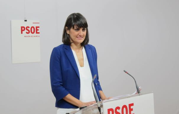"""González Veracruz (PSOE) espera que el Congreso extraordinario """"obligue a todos a ser sinceros en el debate"""""""