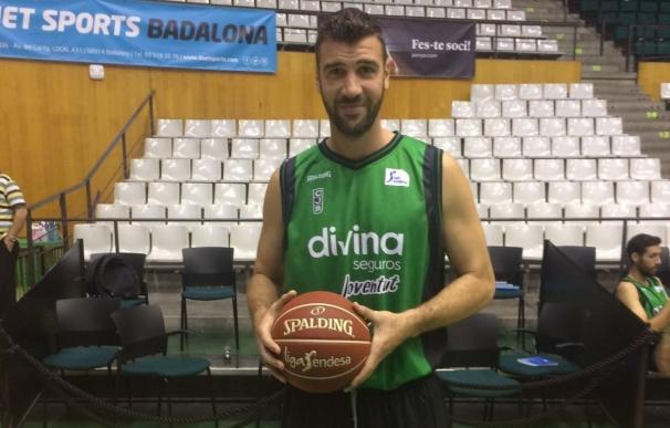 """Albert Miralles: """"El objetivo del domingo es ganar porque es un partido de nuestra liga"""""""