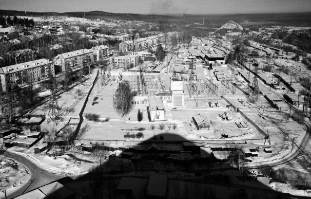 '36 views', de Fyodor Telkov, proyecto ganador de la I edición del 'Concurso Fotocanal. Libro de fotografía 2016'