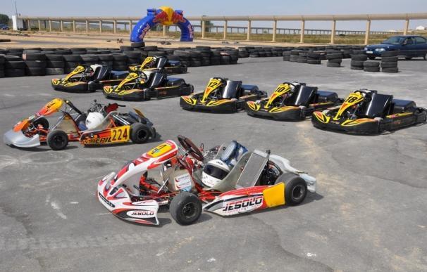 El Circuito Fernando Alonso acoge este sábado el I Gran Premio de Karting Liberbank