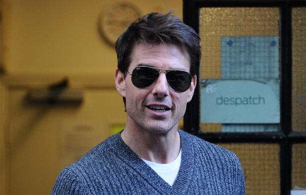 Tom Cruise no ve a su hija desde hace tres meses