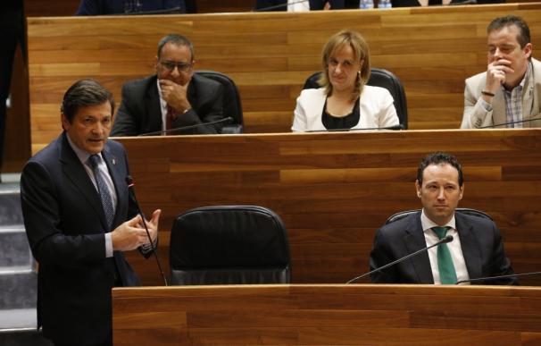 Fernández (PSOE) pide a Podemos que eviten la confrontación y busquen el acuerdo presupuestario