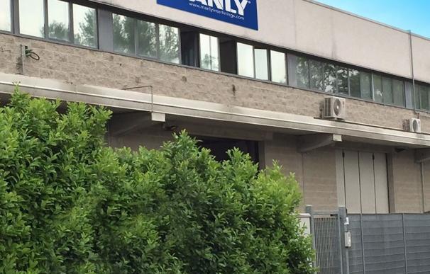 La textil Manly abre filial en Milán