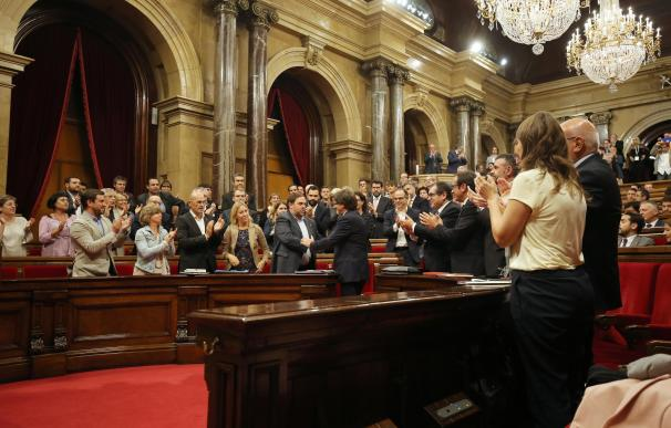 Puigdemont sitúa el referéndum el 17 o 24 de septiembre pero se pospondría si se pacta con el Estado