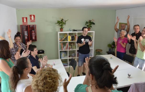 """Inaugurada el """"aula de integración"""" del IES Inmaculada Vieira del Polígono Norte por una iniciativa solidaria"""
