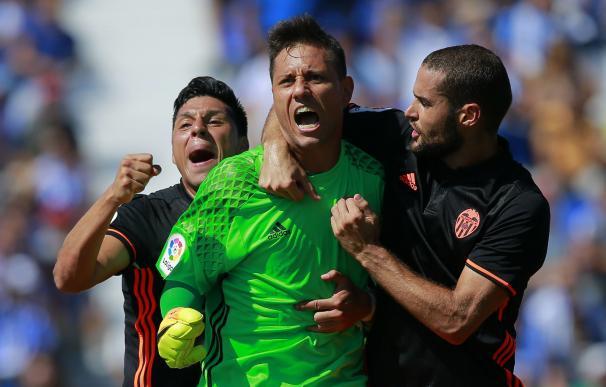 Diego Alves, el portero que más penaltis ha parado en la historia de LaLiga