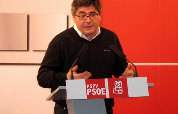 """Boix (PSPV) pide a Sánchez y Luena """"generosidad"""" y no hacer una """"interpretación táctica"""" de los estatutos"""
