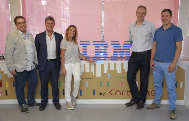 La tecnología en la nube de IBM acelera el negocio de las empresas españolas