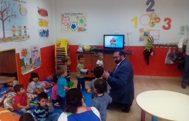 Cádiar estrena una nueva escuela infantil conveniada con la Junta
