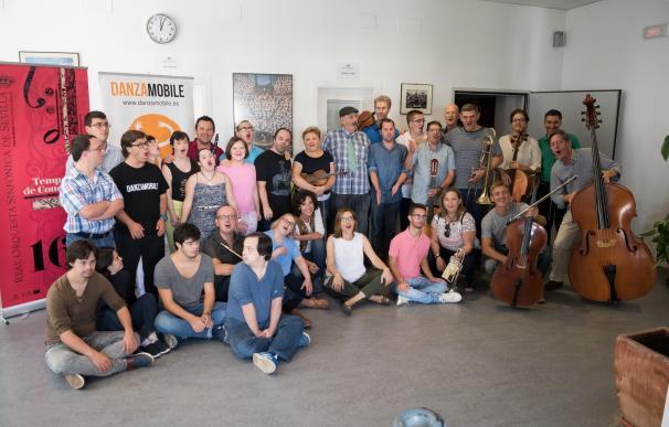Presentan un proyecto que acerca la música a personas con discapacidad intelectual y promueve su inclusión