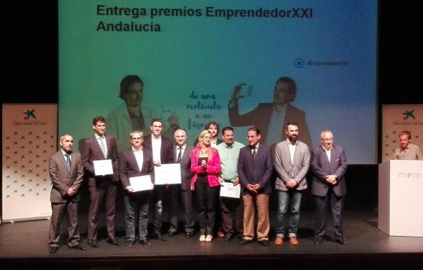 """La empresa de tecnología Regemat 3D, reconocida por """"la Caixa"""" y Andalucía Emprende por su potencial innovador"""