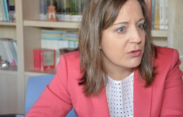 Iratxe García respalda a Sánchez y se mantiene en el no a Rajoy acordado en el Comité Federal