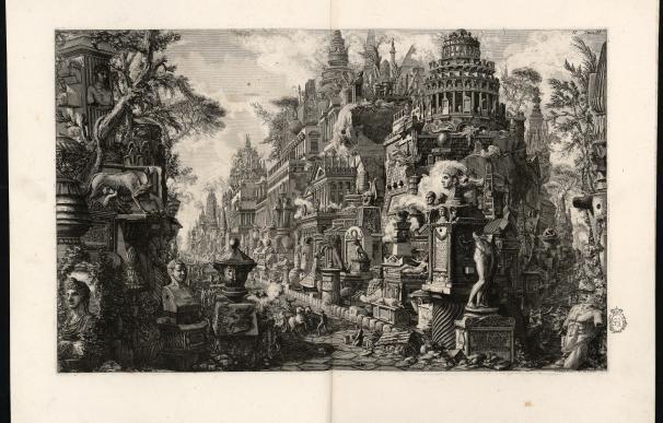 CentroCentro acoge la muestra 'ATLAS de las ruinas DE EUROPA', una reflexión del continente desde sus ruinas