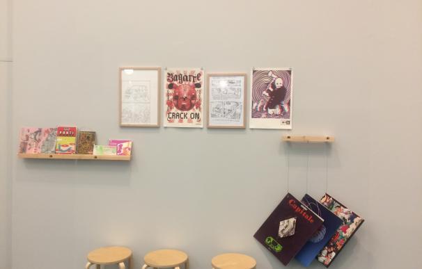 CentroCentro acoge desde este viernes la muestra 'Animal Collective' con más de 350 piezas sobre la vanguardia del cómic
