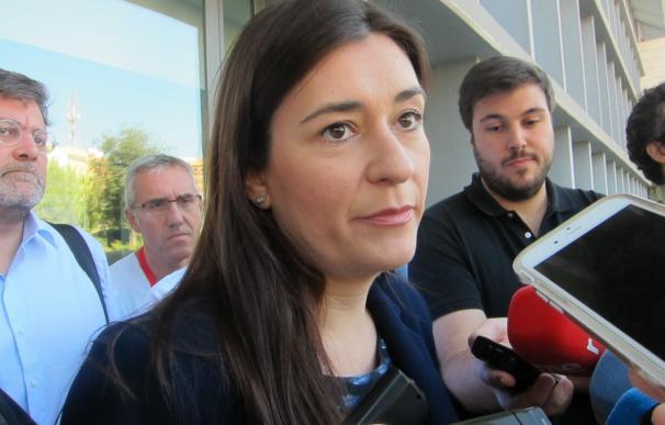 Carmen Montón no acude a la Ejecutiva del PSOE y mantiene su agenda en Valencia