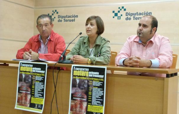 Orihuela del Tremedal organiza este fin de semana su I Encuentro Motero
