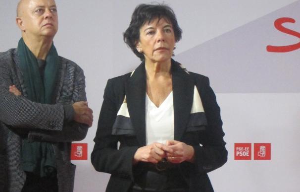 Presidenta de la Comisión de Garantías del PSOE dice que ésta no está convocada porque sólo ella puede hacerlo