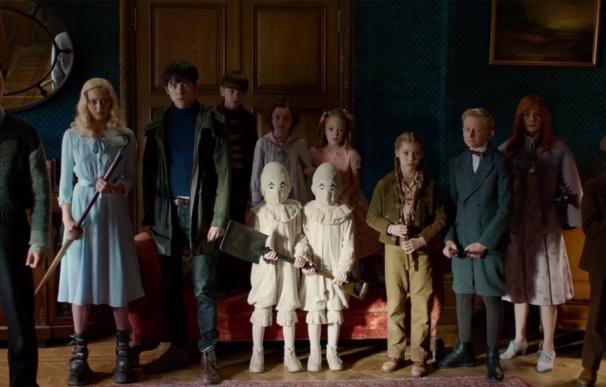 Lo nuevo de Tim Burton, la cinta de animación 'Cigüeñas' y el documental 'Spain in a Day' de Coixet, estrenos de mañana