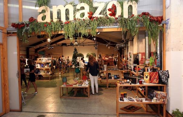 Amazon se prepara para las Navidades con más compras 'online' de la historia