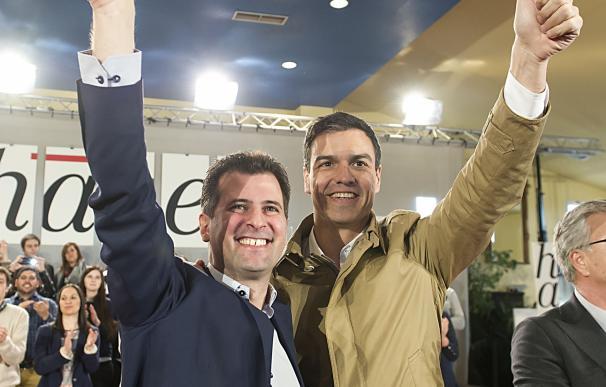 """Afines a Sánchez reclaman un congreso """"cuanto antes"""" y rechazan una """"interinidad"""" que sirva para dar el Gobierno al PP"""