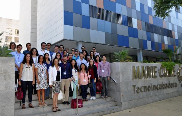 Jóvenes líderes iberoamericanos destacan el potencial científico y tecnológico del PCT Cartuja