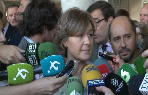 """Tejerina considera """"importante para España"""" al PSOE e incide en la necesidad de un gobierno para """"seguir trabajando"""""""