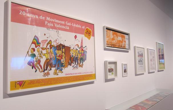 Testimonios íntimos, anécdotas y material gráfico en el Centre del Carme por el 30 aniversario de Lambda