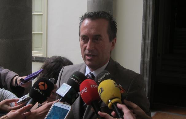 """Ruano (CC) dice que """"no hay causa"""" para romper el pacto regional aunque propone una """"revisión profunda"""" a nivel local"""