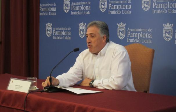 """Asiron dice que la propuesta de Aranzadi de reducir la Policía Municipal no entra """"en absoluto"""" en sus planteamientos"""