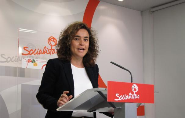"""Arraiz (PSOE): """"Lo importante son los militantes del partido y no su aristocracia"""""""