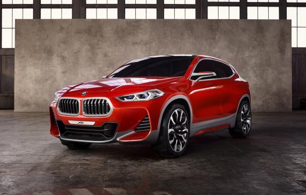 El nuevo BMW X2 llegará en primavera de 2018
