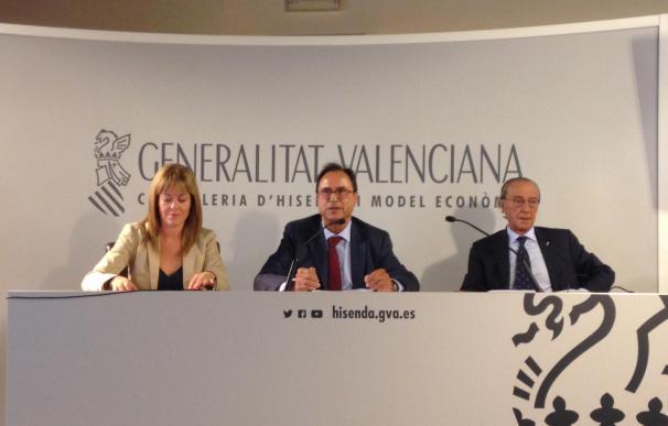 Los expertos para la reforma tributaria valenciana proponen reducir el IRPF a las rentas bajas y subirlo a las altas