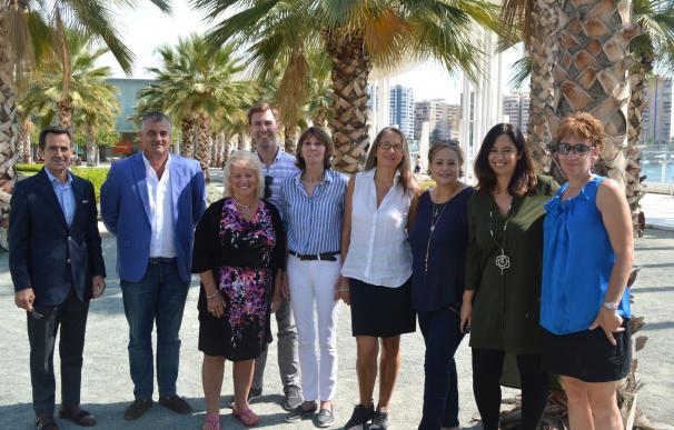 Profesionales de EEUU visitan Andalucía en una acción con Delta para reforzar la comercialización del destino