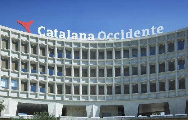 Catalana Occidente pagará un dividendo de 0,1371 euros por acción el 13 de octubre
