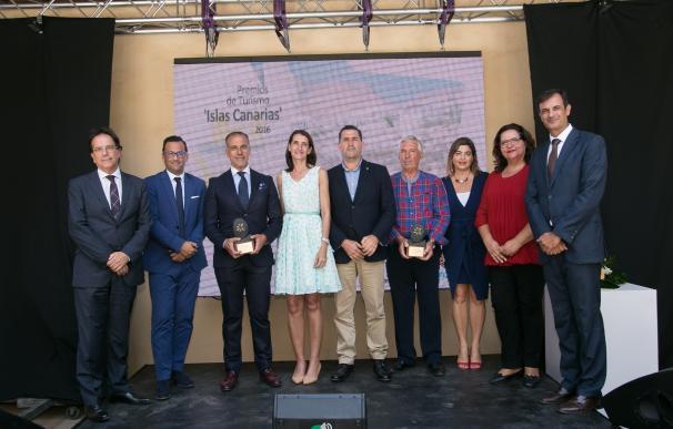 Canarias premia al hotel Bahía del Duque y a los Centros de Arte de Lanzarote en el Día Mundial de Turismo