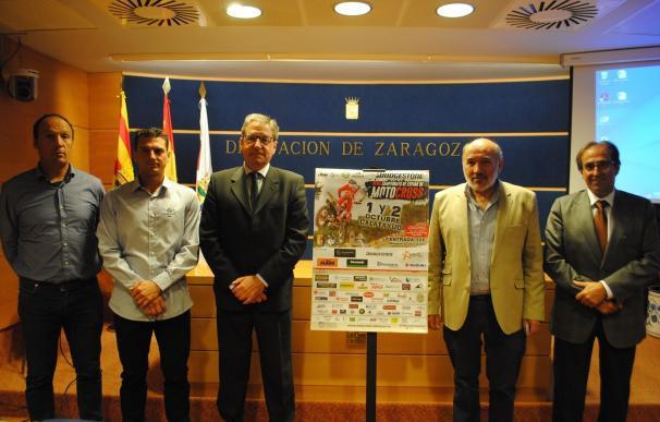 El Campeonato de España de Motocross se decide este fin de semana en Calatayud