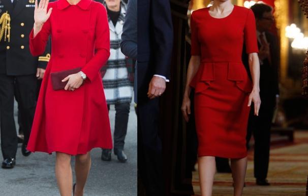 La Reina Letizia y Kate Middleton tienen más cosas en común de lo que creíamos