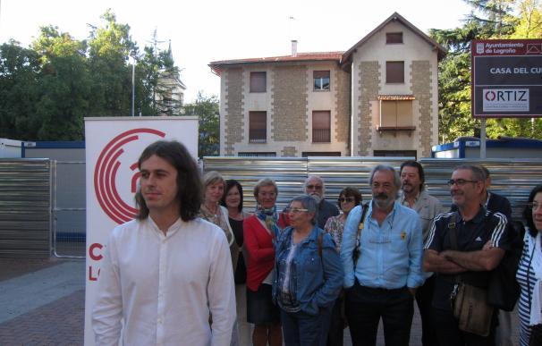 """Cambia critica el inicio de obras de la """"innecesaria"""" Casa del Cuento"""